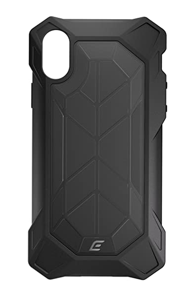 purchase cheap 4004e cda59 Element Case REV Drop Tested Case for iPhone XS/X - Black (EMT-322-173EY-01)