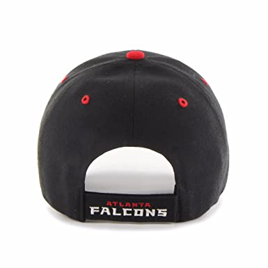 finest selection 4de19 1d603 Amazon.com    47 NFL Atlanta Falcons MVP Adjustable Hat, One Size, Black    Clothing