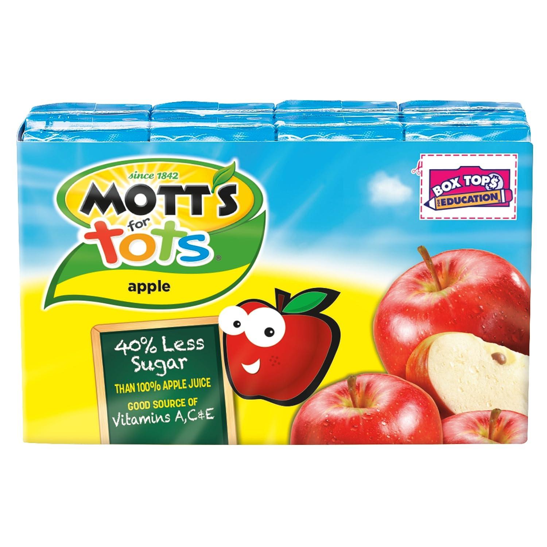 Mott's for Tots Apple