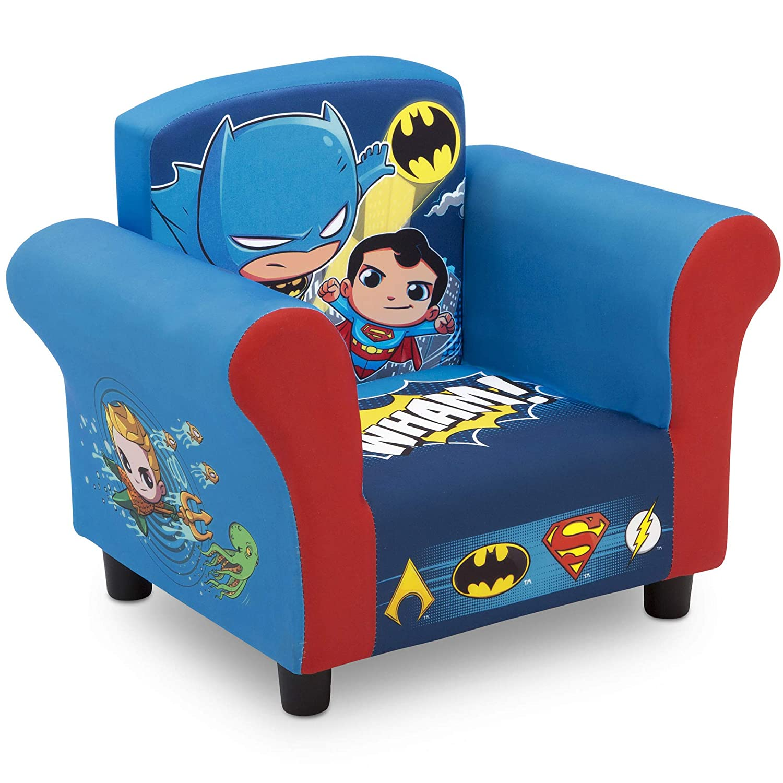 Amazon.com: Delta - Silla infantil tapizada, Super Friends ...