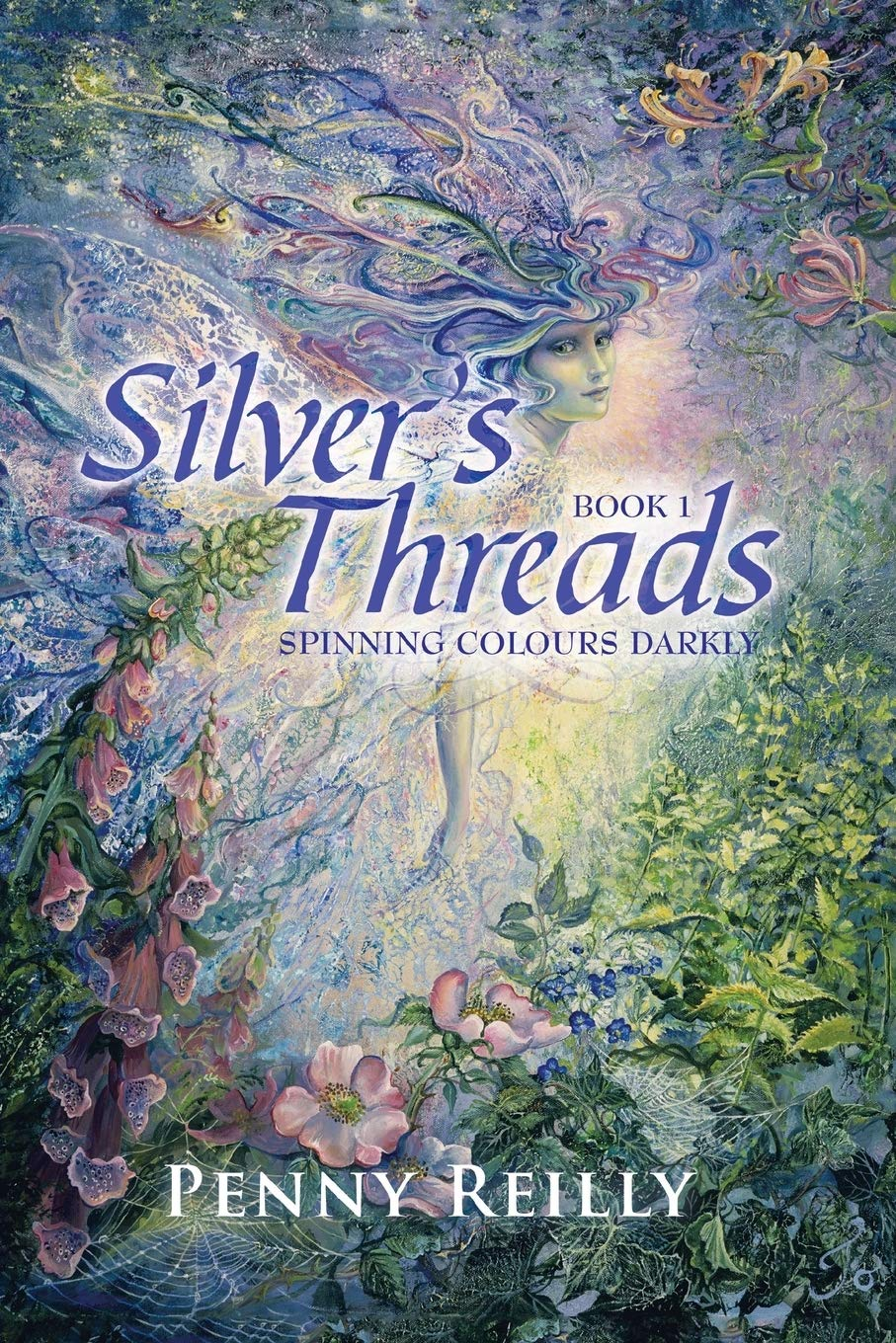 Silvers Threads: Spinning Colours Darkly: Amazon.es: Reilly ...