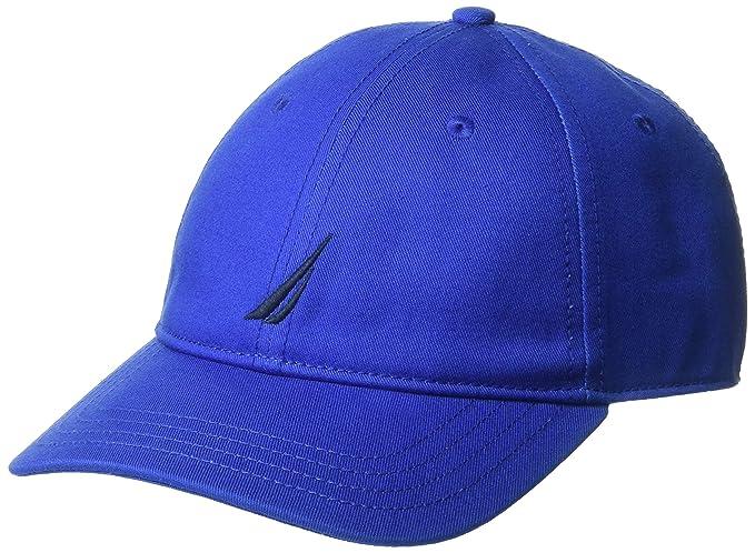 Nautica Hombre H91000 Gorra de béisbol - Azul - Talla única