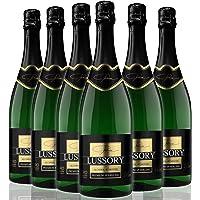 Lussory Brut vino sin alcohol espumoso caja