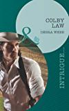 Colby Law (Mills & Boon Intrigue) (Colby, TX, Book 1) (Colby Agency 48)