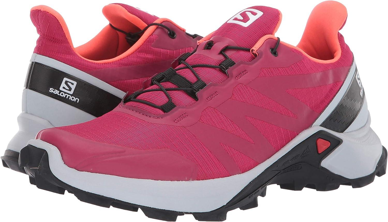 SALOMON Supercross W - Supercross Trail - Zapatillas de Running Mujer: Amazon.es: Zapatos y complementos