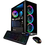 iBUYPOWER Gaming PC Computer Desktop Element 9260 (Intel Core i7-9700F 3.0Ghz, NVIDIA GeForce GTX 1660 Ti 6GB, 16GB DDR4…