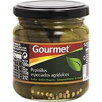 Gourmet - Pepinillos especiados agridulces - Al vinagre