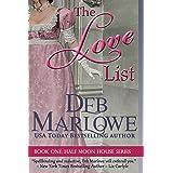 The Love List (Half Moon House Book 1)