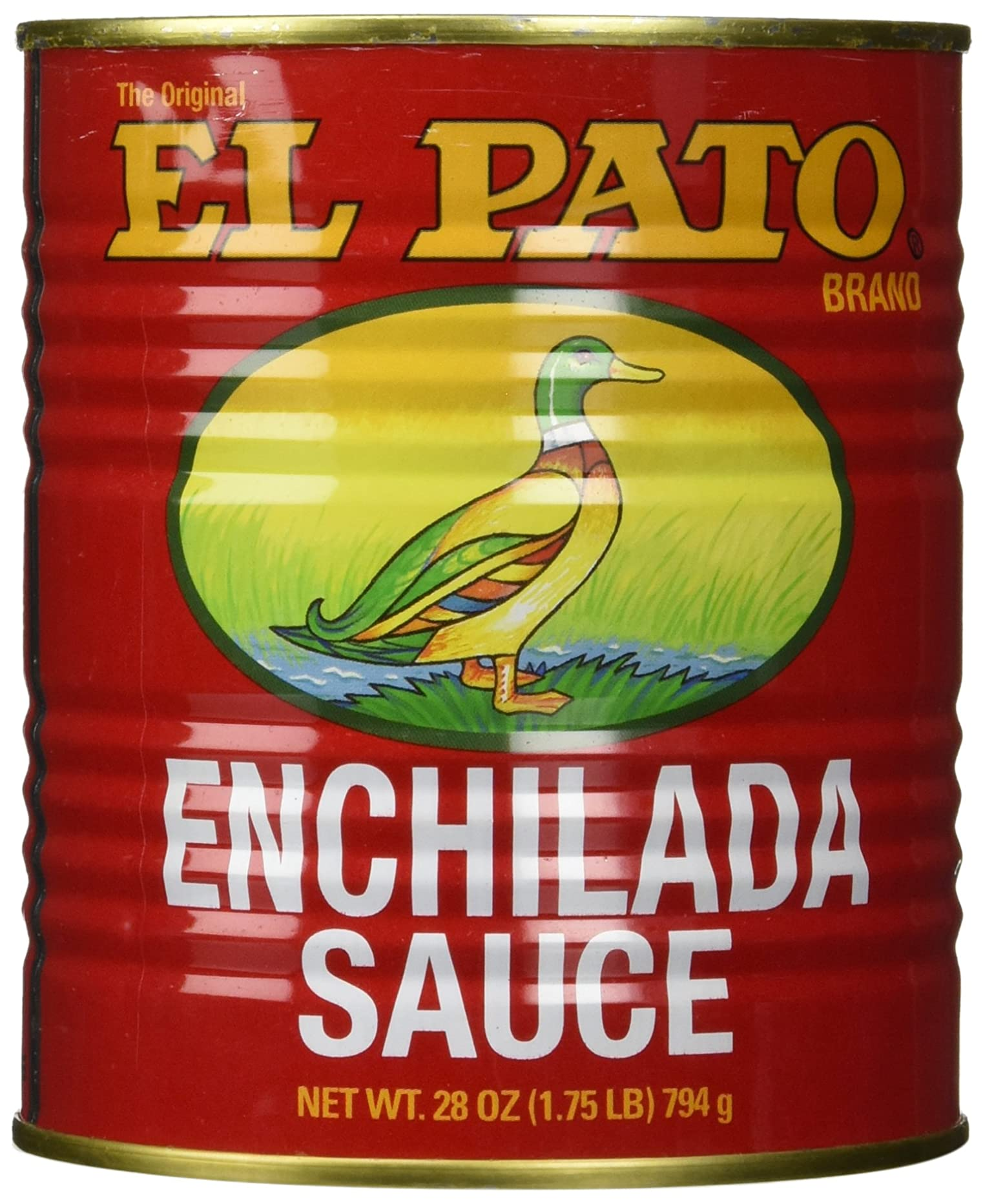 El Pato Red Chile Enchilada Sauce Review