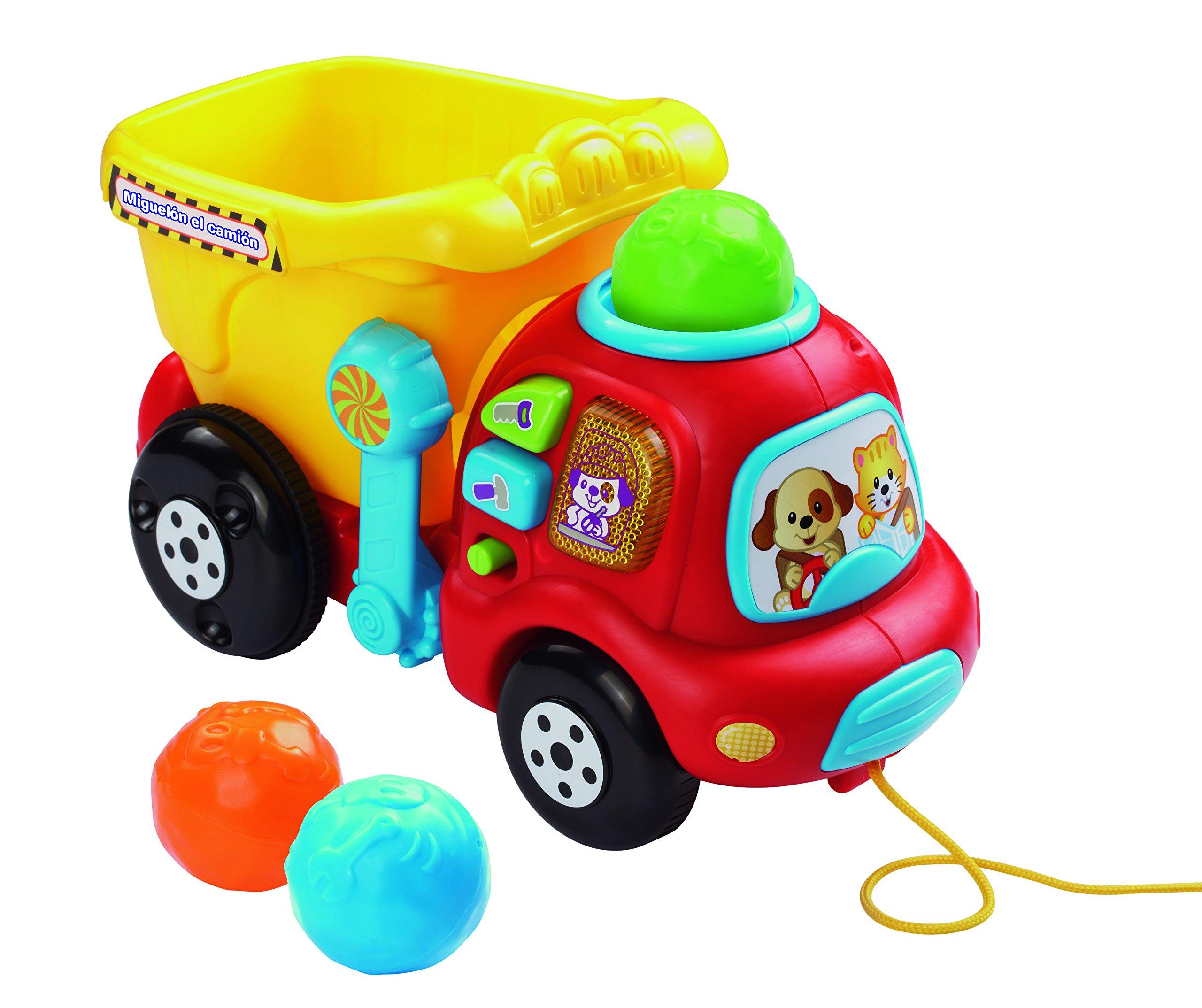 VTech - Miguelón, camión con Remolque (3480-166522) product image