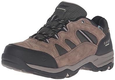 HiTec Mens Bandera II Low Waterproof Hiking Shoe Smokey BrownOlive