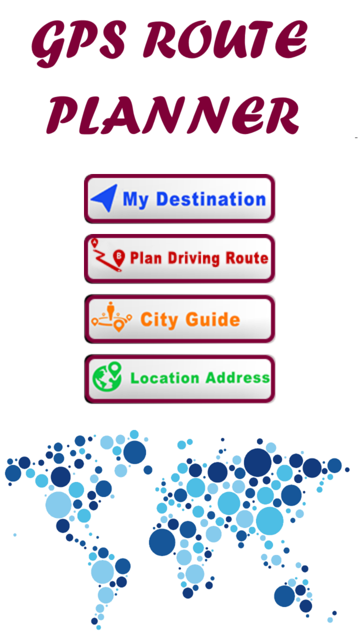Amazon com: Plan my Trip: GPS Route Planner: Appstore for