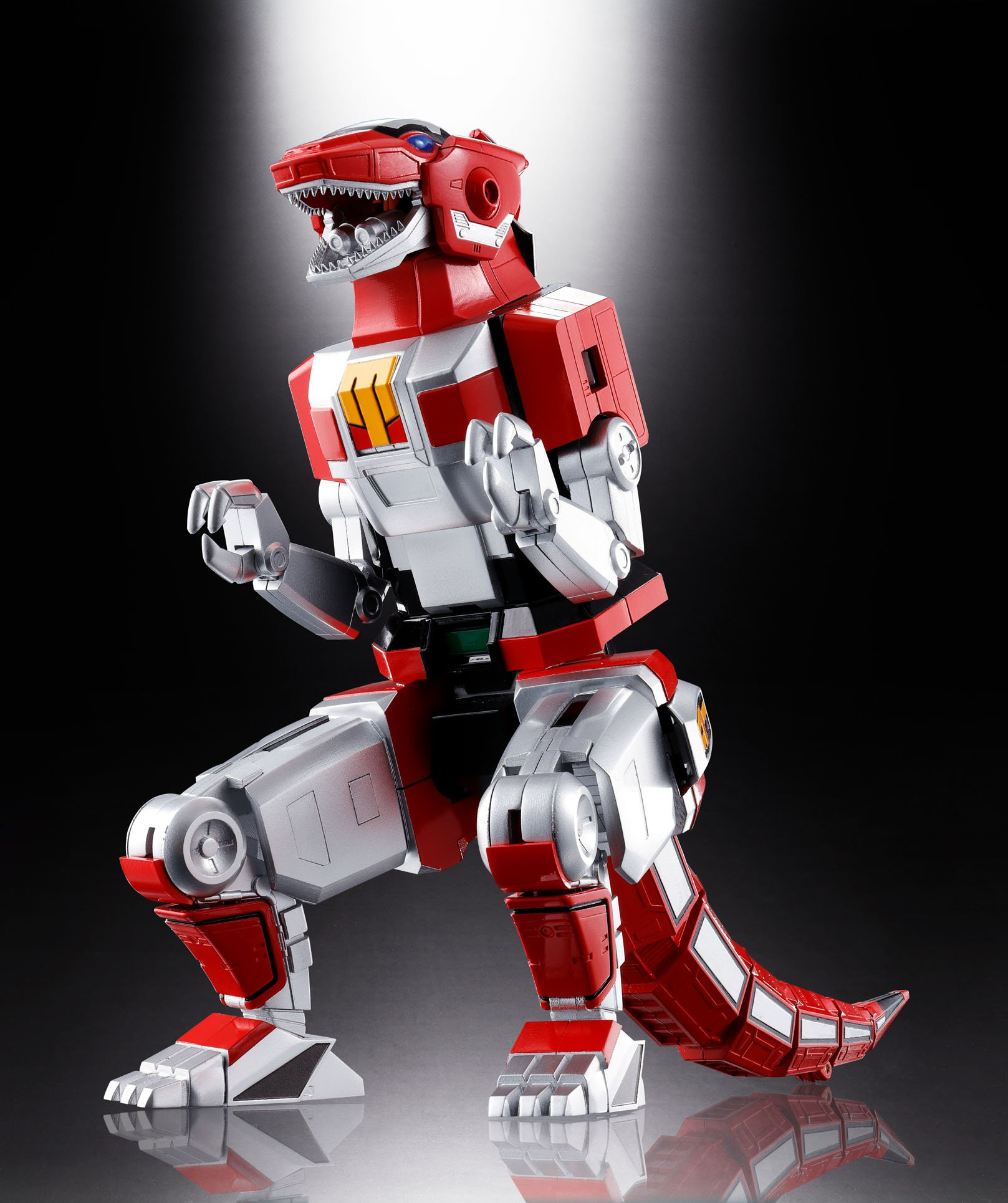 Bandai Tamashii Nations Soul of Chogokin Mighty Morphing Power Rangers Action Figure by Bandai (Image #3)