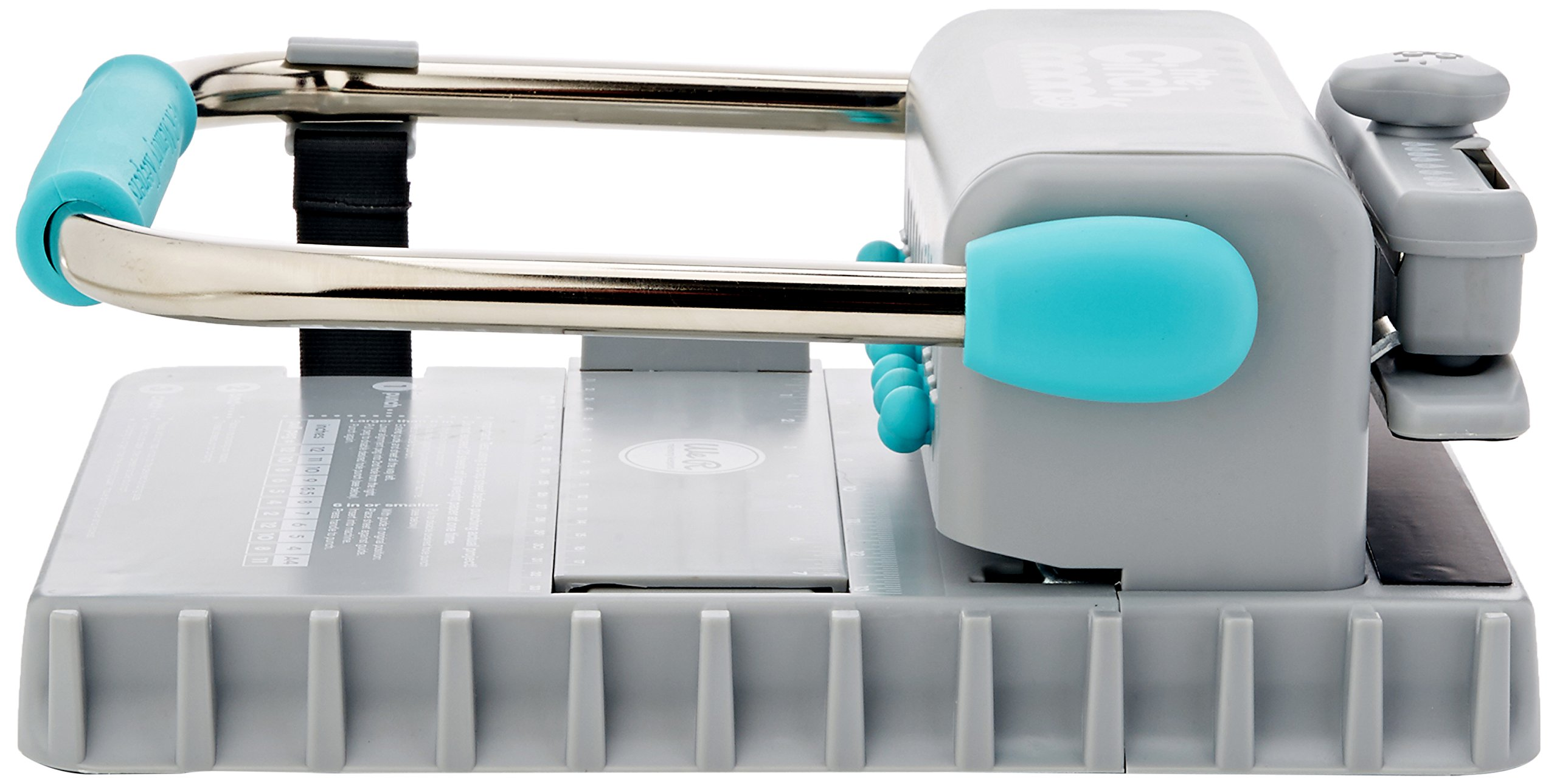 The Cinch Book Binding Machine, Version 2 by We R Memory Keepers   Teal and Gray by We R Memory Keepers (Image #3)