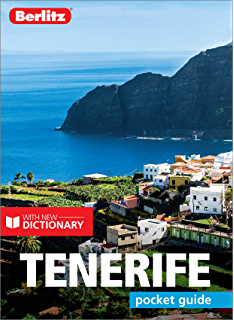 Berlitz Pocket Guide Tenerife (Travel Guide eBook): (Travel Guide with Dictionary)