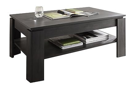 Trendteam CT11245 - Tavolino da tè per salotto Esche grau: Amazon ...