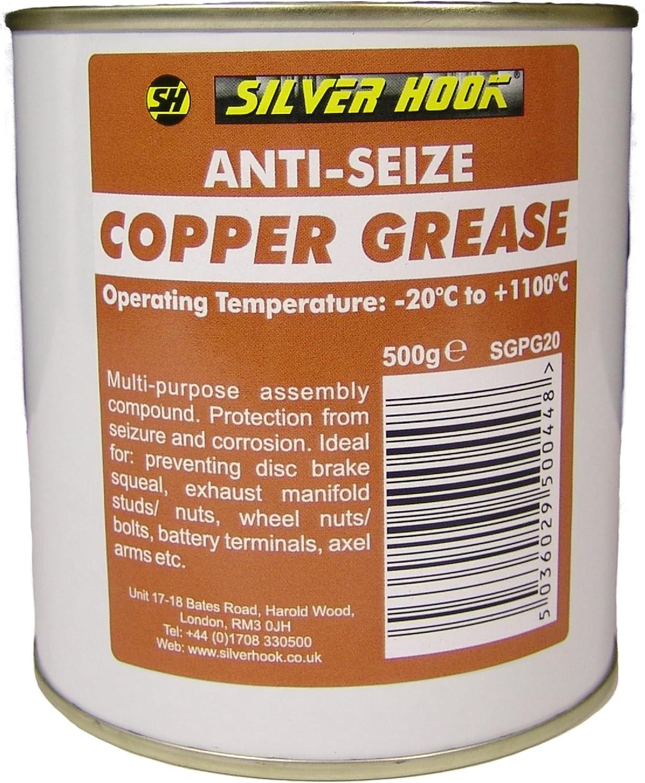Graisse au cuivre (Copper grease) : Eviter l'oxydation / Corrosion des connexions extérieures 819XkMsBruL._SL1500_