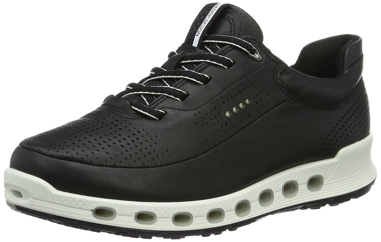 Ecco Cool 2.0, Zapatillas para Mujer 37 EU|Negro (Black Dritton G5 1001)
