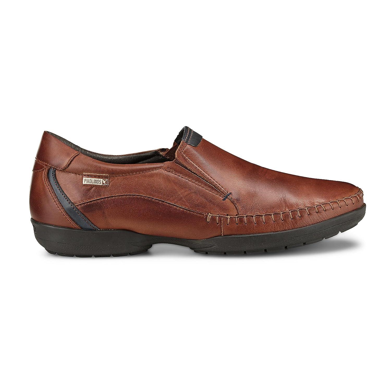 Pikolinos 02t-3065 Cuero - Mocasines de Piel para Hombre: Amazon.es: Zapatos y complementos