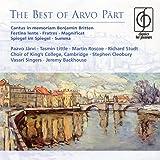 The Best of Arvo Pärt