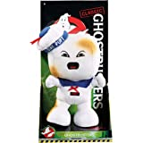 Ghostbusters GB03021 9-Inch Deluxe Talking Toasted Stay Puft Plush Toy (Medium)