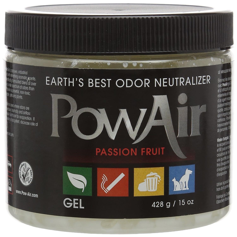 POWAIR Odor Neutralizerパッションフルーツジェル B01C8DHF0E
