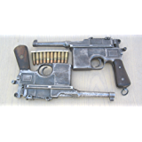 30 Caliber Pistols (English Edition)