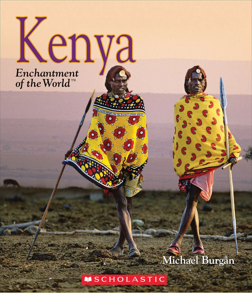 Download Kenya (Enchantment of the World, Second) PDF