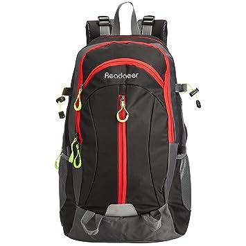 Amazon.com : Readaeer 40L Waterproof Hiking Camping Cycling Travel ...