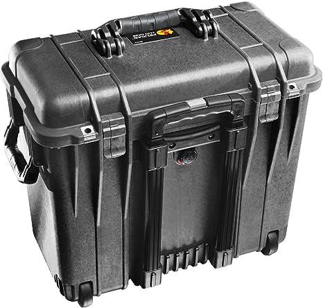 Pelican 1444 Trolley Case Negro - Caja (Trolley Case, Negro, 500,3 mm, 457,2 mm, 304,8 mm, 7,48 kg): Amazon.es: Informática