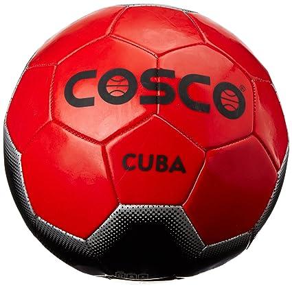 CUCUBA Italy Ball Football Size 5 Color Green//White//Red
