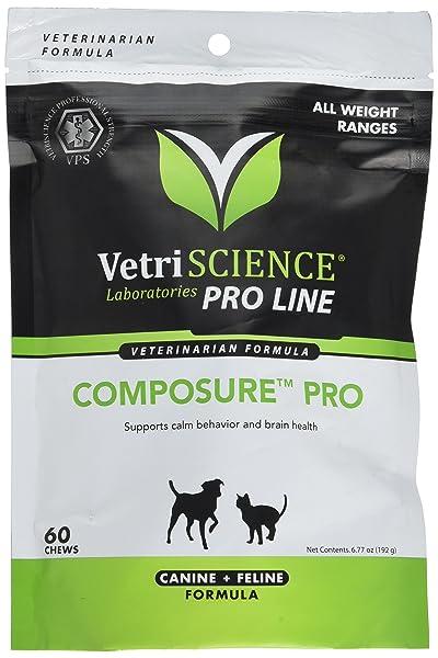 VetriScience Composure Pro Bite Size Chews