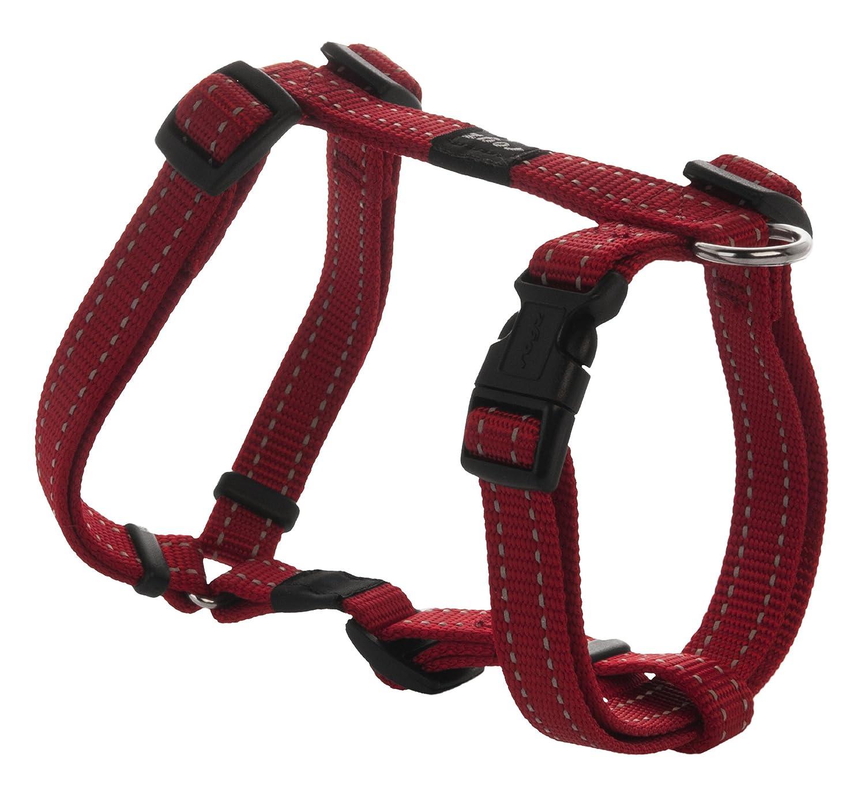Amazon.com : Reflective Adjustable Dog H Harness for Small to Medium