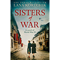 Sisters of War: A gripping and emotional World War Two historical novel book cover