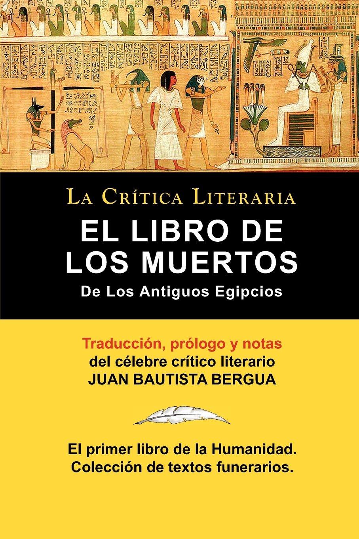 Amazon.com: El Libro De Los Muertos De Los Antiguos Egipcios ...