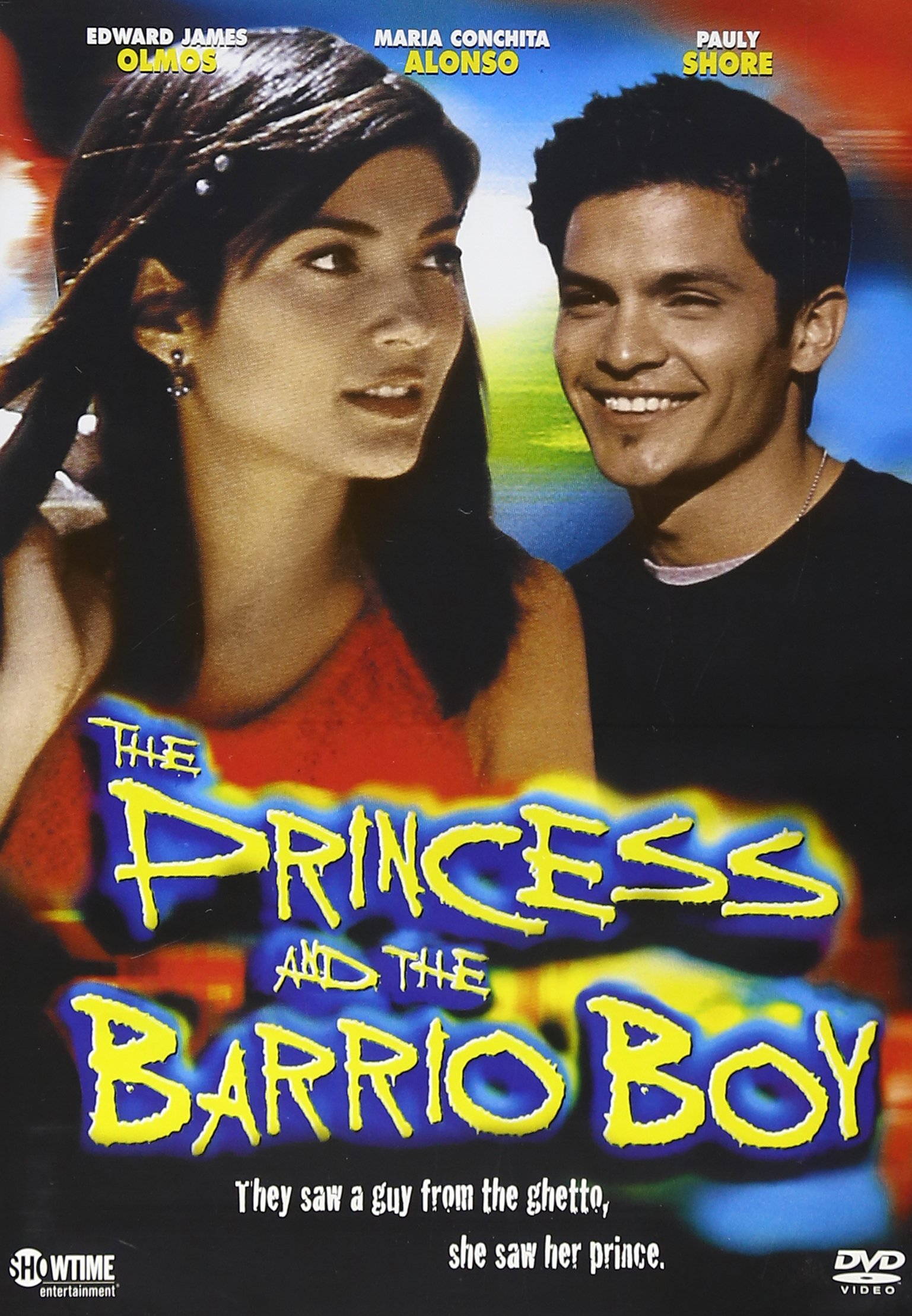 The Princess and the Barrio Boy by PARAMOUNT - UNI DIST CORP