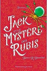 Section 13 (Tome 2)  - Jack et le mystère des rubis (French Edition) Kindle Edition
