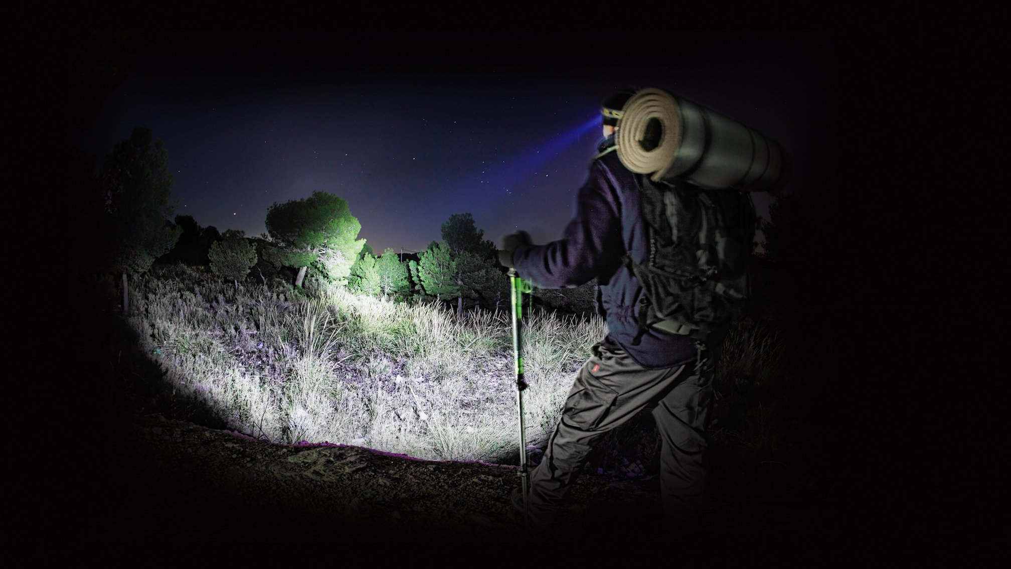 Fenix Flashlights HP30 900-Lumen Headlamp, Yellow by Fenix Flashlights