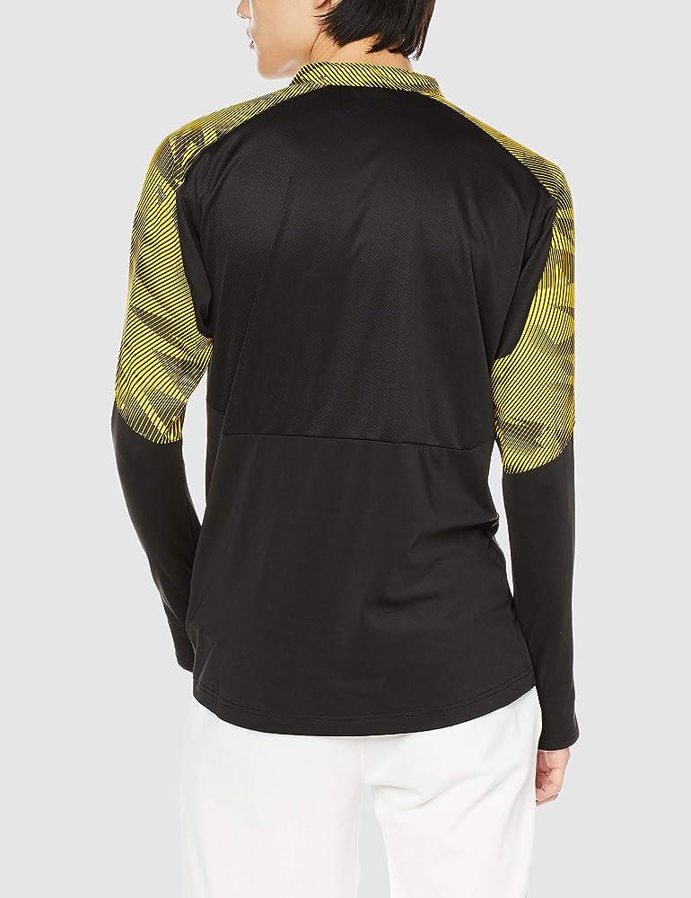 PUMA BVB 1/4 Zip Training Top with Evonik Logo Sudadera, Hombre ...