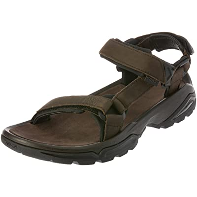 Teva Men's Terra Fi 4 Leather Sandal | Shoes
