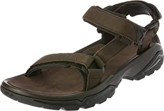 Teva Mens Terra FI 4 Leather Sandals