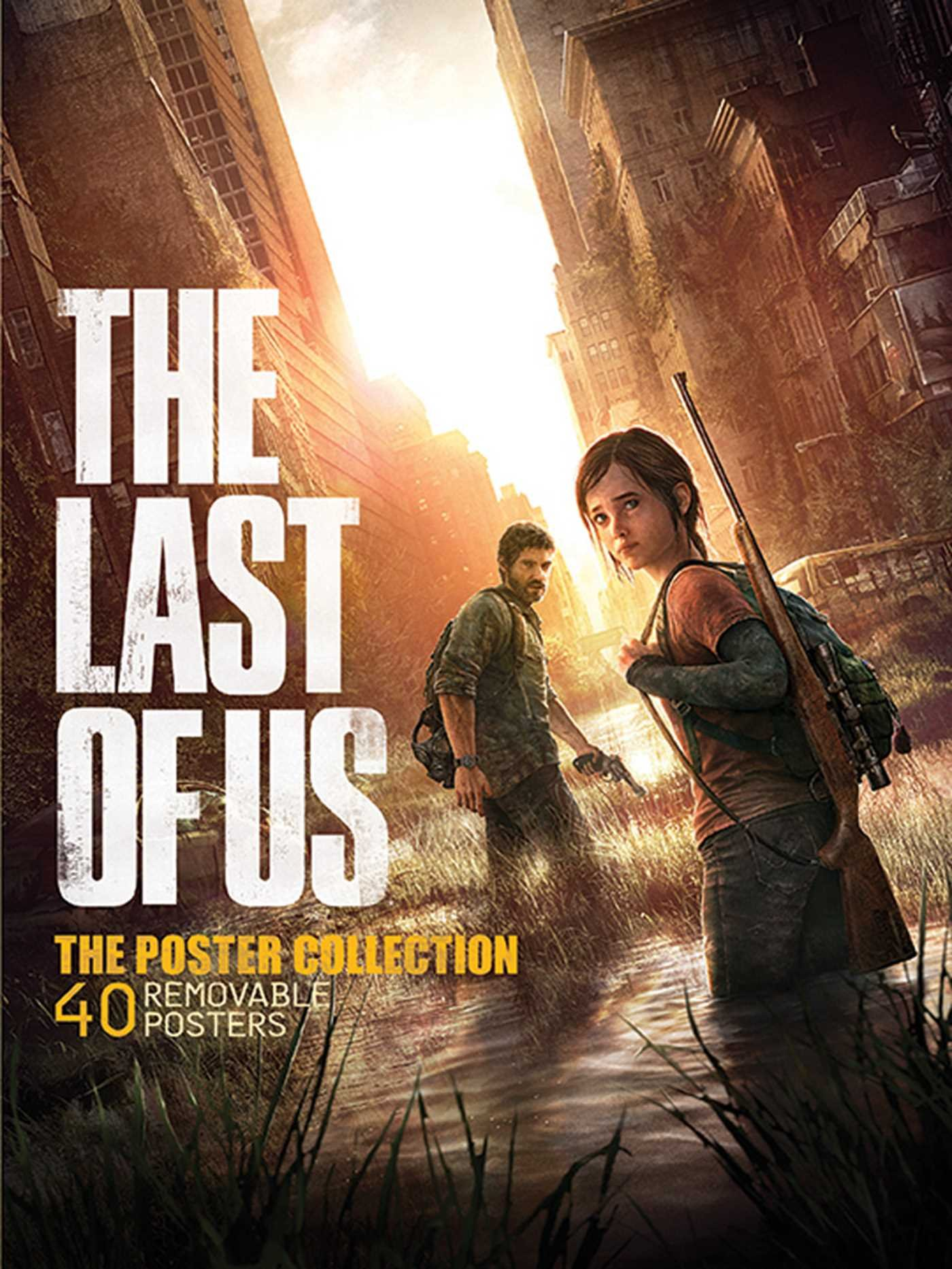 Amazoncom The Last Of Us The Poster Collection Insights Poster