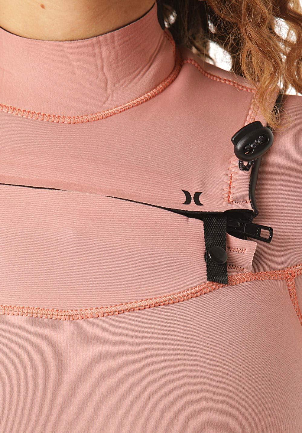 Pink Tint Hurley W Advantage Plus Fullsuit 4//3 Wetsuit Mens 4