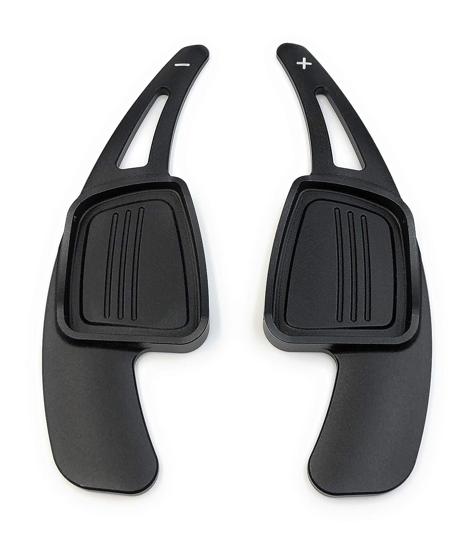 TT S4 Q7 Onlineworld2013 Levas de cambio Shift Paddle Shifter A5 S5 SQ5 S3 Q2 RS6 A3 A4 S6 TTS 2016-2018 anodizado A4 S4