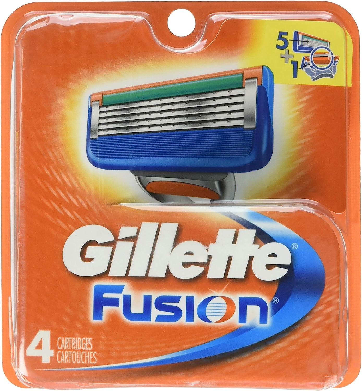 Gillette Fusion - 4 Count