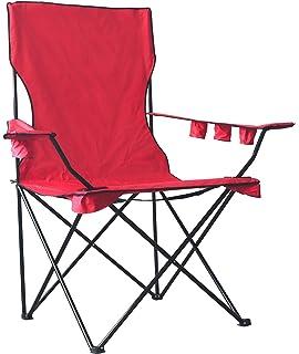 Sensational Amazon Com On The Edge 810170 Kingpin Giant Folding Chair Andrewgaddart Wooden Chair Designs For Living Room Andrewgaddartcom