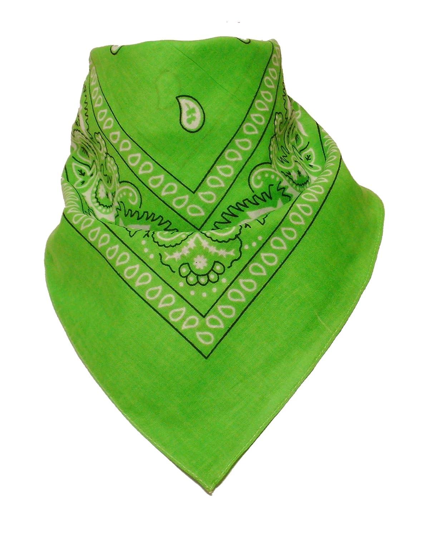 Bandana foulard avec motif Paisley original dans plus de 50 couleurs et  design   100   32bf4fa3c4c