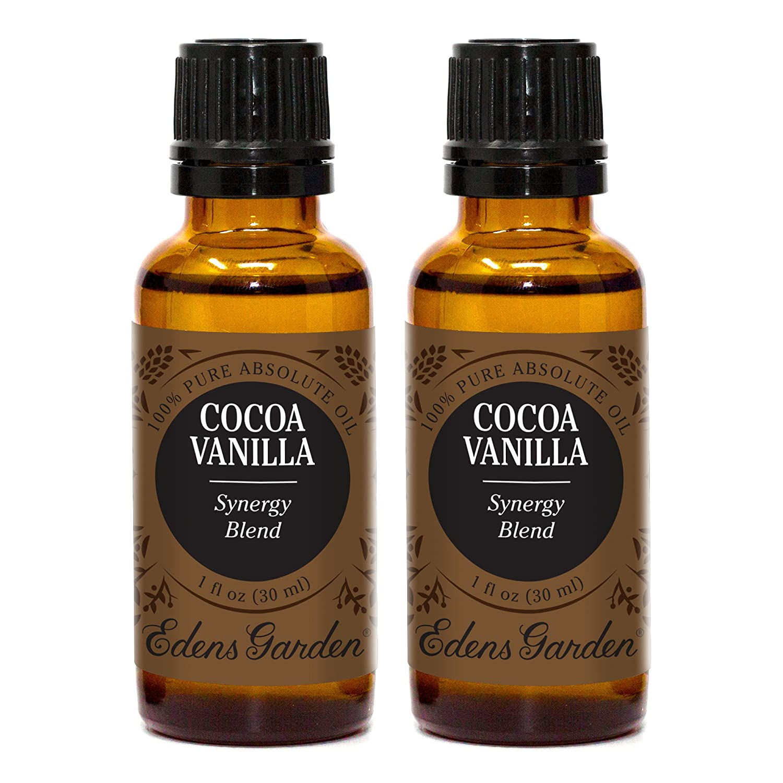 Amazon.com : Edens Garden Cocoa Vanilla 30 ml Value Pack Synergy ...