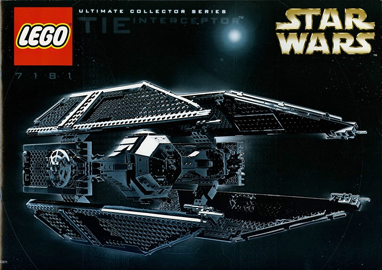 レゴ (LEGO) スターウォーズ アルティメット コレクターズ (UCS) タイインターセプター 7181   B000VHZ9EE