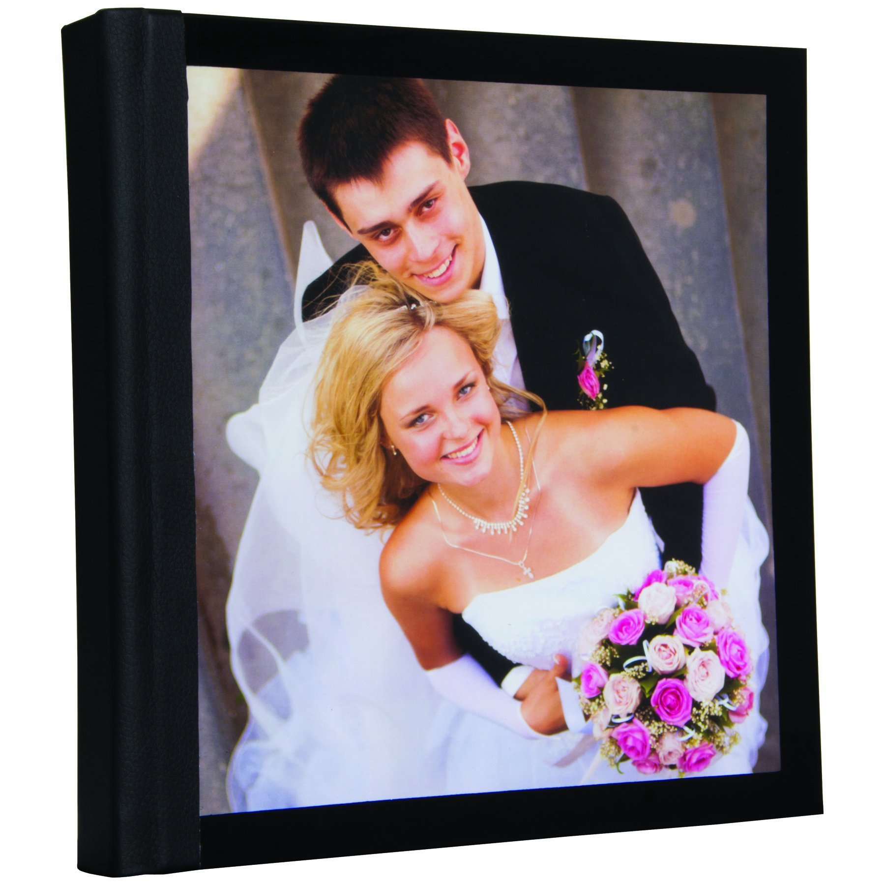10x10 Acrylic Cover Self-Stick Album - Case of 6 by Neil Enterprises, Inc